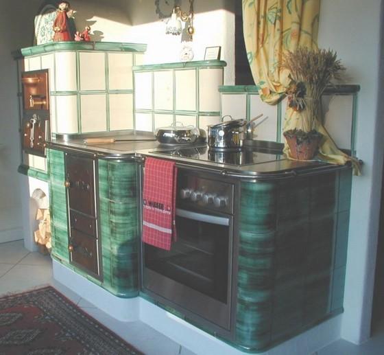 Cucina in Maiolica Arcadia - Cod. C11