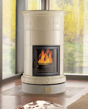 Stufe originali thun a legna calore radiante senza for Stufe a pellet thun